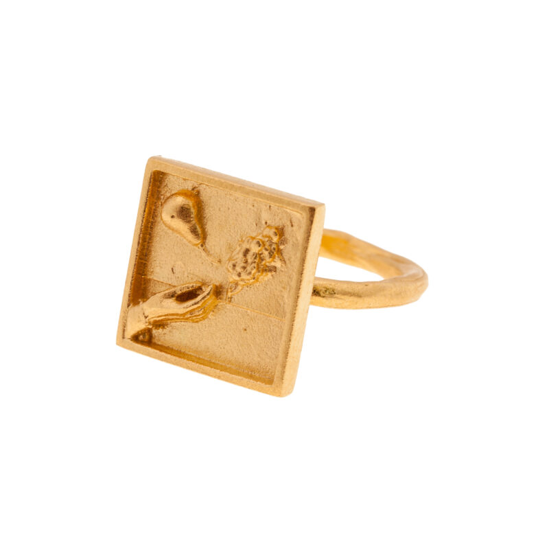 24K GOLD PLATED JEWELLERY BRASS