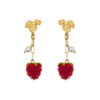 10decoart earrings raspberries