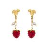 10decoart earrings raspberries